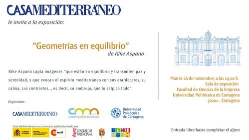 Exposición CMN 'Geometrías en equilibrio'