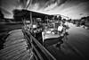 boat#2- (big andrei) Tags: leica bw monochrome lens boat fishing voigtlander cyprus ultra wideheliar potamosliopetriou 12mm56