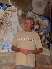 Jean-Marie présente le spectacle