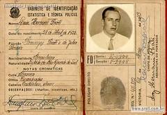 Identidade Luiz Hernani 1943