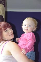 _DSC0651 (nick_measures) Tags: uk family england baby love home beauty smile babies grandmother crying indoors babygirl cuddle gran motherhood fatherhood mixedrace cutetoddler realpeople