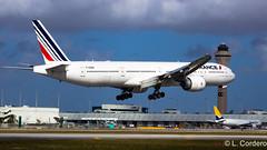 Air France F-GZNI (Lazaro C.) Tags: atc miami mia airfrance airtrafficcontrol boeing777 miamiinternationalairport kmia atct fgzni
