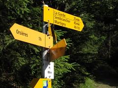 Orsieres - Martigny (12.07.13) 45 (rouilleralain) Tags: valais sembrancher valdentremont stbernardexpress orsires viafrancigena
