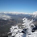 Cyprianspitz - Skitour 2013