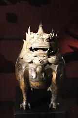 Röhsska museet - Abteilung China, Räucherfigur