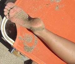 Sexy female sole (dani897) Tags: feet soles sexyfeet femalefeet sexysoles femalesoles softsoles smoothsoles beachsoles