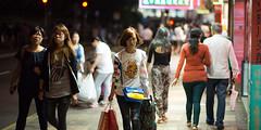 Tsim Sha Tsui (Wim Storme) Tags: street night hongkong candid cinematic tsimshatsui