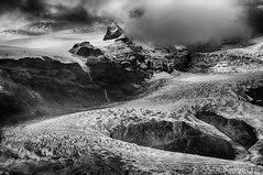 Hrútárjökull (Kristinn R.) Tags: sky ice clouds iceland nikon glacier d3x nikonphotography hrútárjökull kristinnr