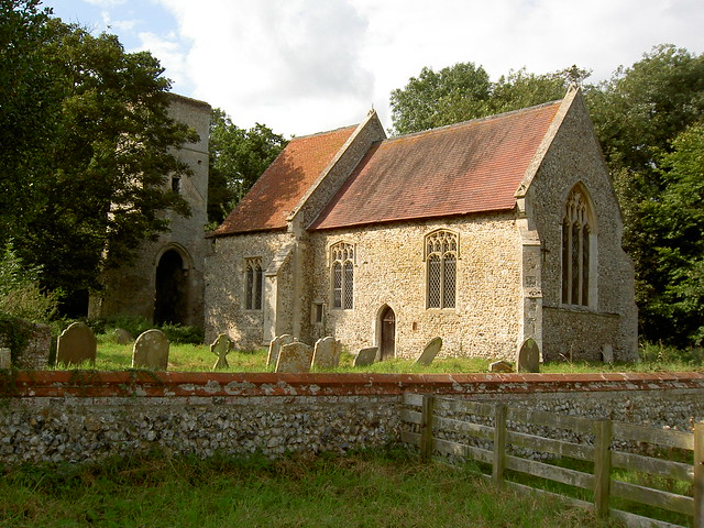 All_Saints_Hargham_Norfolk