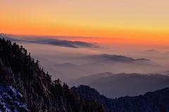 DSC_2716~3 Sunset of Mt HeHuan (michaeliao27) Tags:
