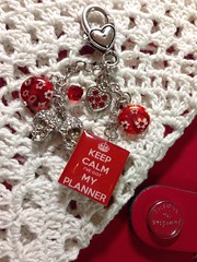 Custom: Keep Calm I've Got My Planner (CraftersRetreat.Etsy.com) Tags: charm custom charms planner filofax filofaxcharm craftersretreat filofaxcharms plannercharms
