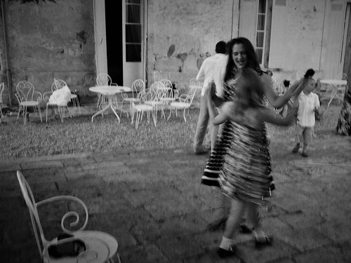Bring Back an Oldie - 19 Aug 2010 - Chateau Lagorce - Danse En France
