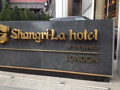 Hotel Shangri-La (Sue Hird) Tags: london skyscraper hotel cocktails shard gong