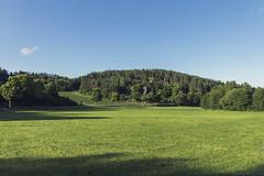 Pegnitz / Hainbronn (David Schiersner) Tags: blue sky green nature canon germany landscape bayern eos natur himmel grn blau dslr franken tamron landschaft pegnitz oberfranken 700d hainbronn