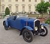 Retro Classics meets Barock 2014 in Ludwigsburg  Peugeot