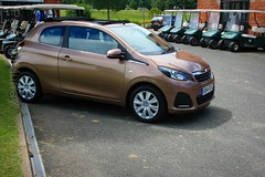 Peugeot 108 - July 2014 (PeteFlintMurray) Tags: detail work canon photography blogging press peugeot journalism 108 paid 308sw peugeot108 carwitter