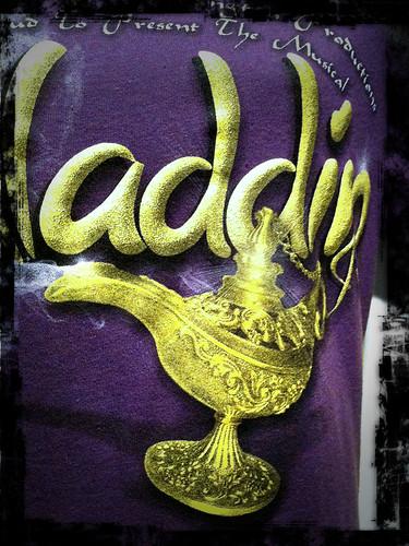 Aladdin - Closeup