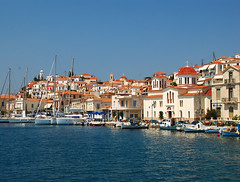 Atenas-Embarcadero (Aproache2012) Tags: navegar flotilla familiar cicladas peloponeso grecia velero catamarn mediterrneo