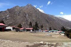 TENGBOCHE GUEST HOUSE (Alfesto) Tags: nepal trekking wanderung himalaya namche khumbuarea sagarmathanationalpark tengboche
