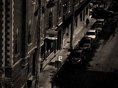 Québec (photosgabrielle) Tags: photosgabrielle city ville quebec urban urbain monochrome