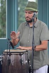 P De Jurema (2016) 14 (KM's Live Music shots) Tags: worldmusic brazil maracatu ciranda forr pdejurema fernandomachado conga drums festivalofbrasil hornimanmuseum