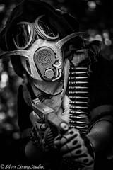 The Apokelypse 1 (silver lining studios) Tags: pokemon post apocalypse pikachu pa gas mask