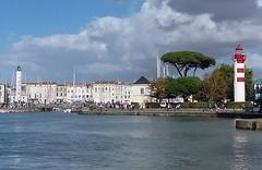 Phares du Vieux-port de La Rochelle (photoposie) Tags: larochelle