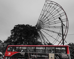 Is that the swing (FraVal Imaging) Tags: onecolour streetphotography flickr scotland princesstreet uk street swing africa ferriswheel riesenrad dismantling zoo