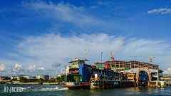 DSC_1366 (inkid) Tags: butterworth pulaupinang malaysia sony xperia z5 premium dual penang ferry port sky sea