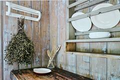 old kitchen (Krnchen59) Tags: old kitchen alt kche holz teller steigerhaus museum haugfossen norwegen norge urlaub krnchen59 elke krner sony