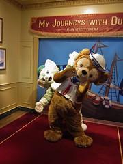 mickey/ minnie/ ... (alienalice) Tags: hkdl hkdisneyland duffy gelatoni tinkerbell mickey minnie donald daisy woody jessie