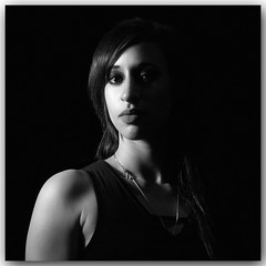 IMG_8731 (no 1 Jeannie) Tags: black white monochrome portrait people background indoor low light key