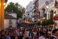 Spain - Malaga - Romantic Ronda (Marcial Bernabeu) Tags: marcial bernabeu bernabéu spain españa andalucia andalucía andalusia malaga málaga ronda romantic romantica romántica rondaromantica people crowd multitud