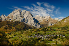 Lescn (Robeck Photography) Tags: autumn lescun paisaje otoo aspe billaire landscape nature naturaleza mountain