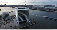AdamDronePics - Houthavens - Amsterdam - Netherlands (Bocaj47) Tags: tommy hilfiger 2016 adamdronepics amsterdam amsterdamhaven b47 dji drone houthavens nederland netherlands phantom34k