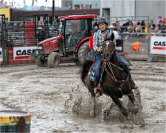 Barrel Race -2660 (DASA Images) Tags: ram rodeo markhamfair ontario horse cowgirl rider