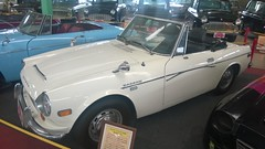 Datsun 1800 (mncarspotter) Tags: uminonakamichi car museum classic cars japan classiccarmuseum 海の中道海浜公園 nostalgiccarmuseum datsun