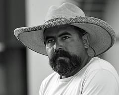 DSC_4075 Mod_BW (nitinharkara) Tags: vaquero mexican cowboy fortworth fortworthstockyards texas dallas dfw portrait blackandwhite streetportrait rodeo stockyardsrodeo nikon nikond610