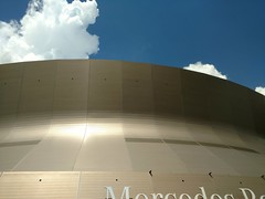 Dome (skooksie) Tags: superdome louisianasuperdome neworleans