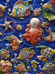 (RoBeRtO!!!) Tags: rdpic ceramica artistica arte ceramic art colori colors taormina sicily sonyhx400v