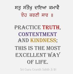 ਸੱਚ ਸੰਤੋਖ (DaasHarjitSingh) Tags: srigurugranthsahibji sggs sikh sikhism singh satnaam waheguru baba farid ji gurbani guru granth
