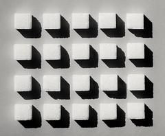 3D cubes (agnes.mezosi) Tags: abstractart abstract minimal minimalistic monochrome monochromatic minimalism minimalist patterns pattern