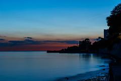 La Rochelle (thomasmartin12) Tags: mer canon larochelle lr sunset night sea ocean light lumiere ciel