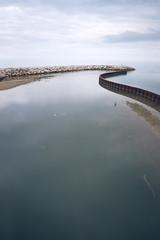 Curve (fredMin) Tags: long exposure minimal mediterranean sea fuji fujifilm xt1 curve 1655 minimalist
