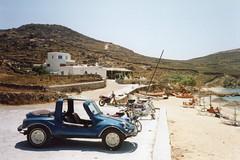VW Beach Buggy (andreboeni) Tags: car automobile cars automobiles voitures autos automobili voiture auto vw volkswagen beach buggy coccinelle kafer kever mykonos greece