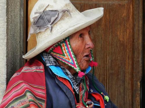 old Man - Potosí - Bolivia