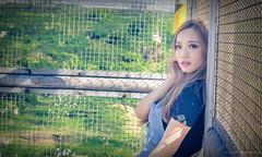 _JAY0308 (傑林 Jaylin) Tags: omd olympus outside m43 mzd mirco taiwan taipei em1 忠義 北投 稻田 jelin japan linjay 聖文 longhair 40150mm 1240mm portrait photo beautiful face paddy