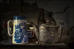 Abandoned treasures (ducatidave60) Tags: fuji fujifilm fujixt1 fujinonxf23mmf14 abandoned decay dereliction