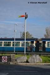 Ennis, 22/10/16 (hurricanemk1c) Tags: rpsi westernexplorer 0955connollylimerick railways railway train trains irish rail irishrail iarnrd ireann iarnrdireann 2016 railwaypreservationsocietyofireland craven ennis