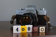 40,000 Photos in Effected Cameras (rolandmks7) Tags: sonynex5n camera 40000 40k effectedcameras marker minolta tiles srt202